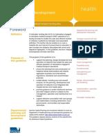 Guidelines for Helicopter Medical Transport Landing Sites 150108 - PDF
