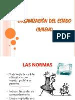 i. Organización Del Estado de Chile- Ejecutivo
