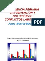 Hernán Briceño - Solucion de Conflictos Laborales - Sesion 9
