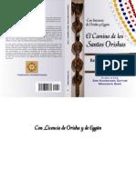 El Sendero de Los Santos Orishas - eBook