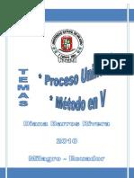 El Proceso Unificado-Metodo en V