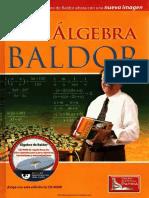 Algebra de Baldor 2da Ed