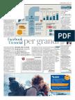 Il Corriere della Sera  - Facebook un social per grandi