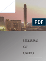 AASTMT_Museums of Cairo BOOKLET