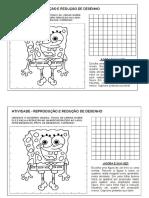 Ampliação e Redução de Desenho