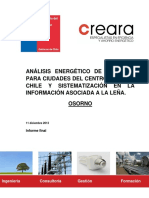 5. Analisis Energetico de Viviendas de Osorno