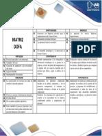 Aporte 1- Matriz Dafo
