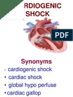 Patofisiologi Shock Cardiogenic