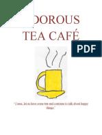 project o tea cafe