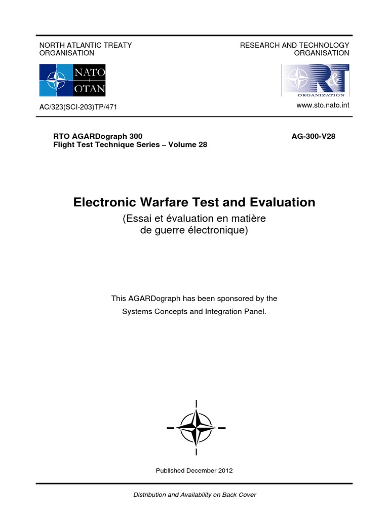 Electronic Warfare Test And Evaluationpdf Collection Of Informative Circuit Simulations Eeweb Community Flight