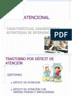 Presentacion Deficit Atencional OK
