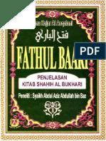 Kitab Fatul Baari - Syarah Hadits Bukhari Jilid 1