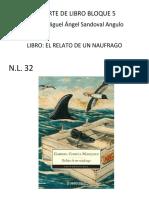 Reporte de Libro Bloque 5 Gabo