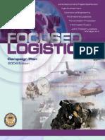 Focused Logistics Campagin Plan