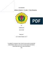 Fulqy Case Report