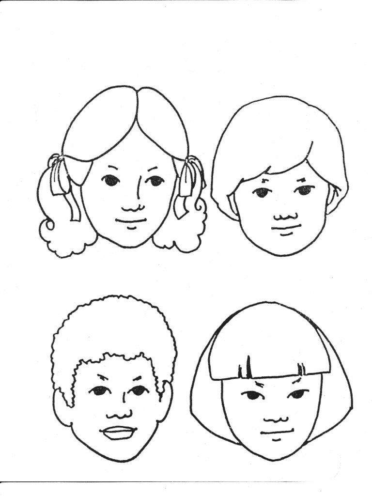 I am a Child of God (Black and White Originals/Coloring Pages)