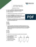 Presión, Fluidos e Hidrostática