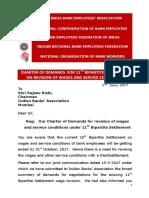 Common Charter of Demands