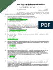 TAX 1 - 2nd Sem Income Tax
