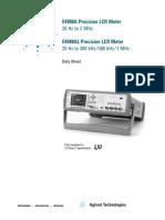 Agilent E4980A Precision LCR Meter - 5989-4435EN.pdf