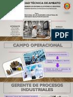 CampoOcupacional Ing.industrial
