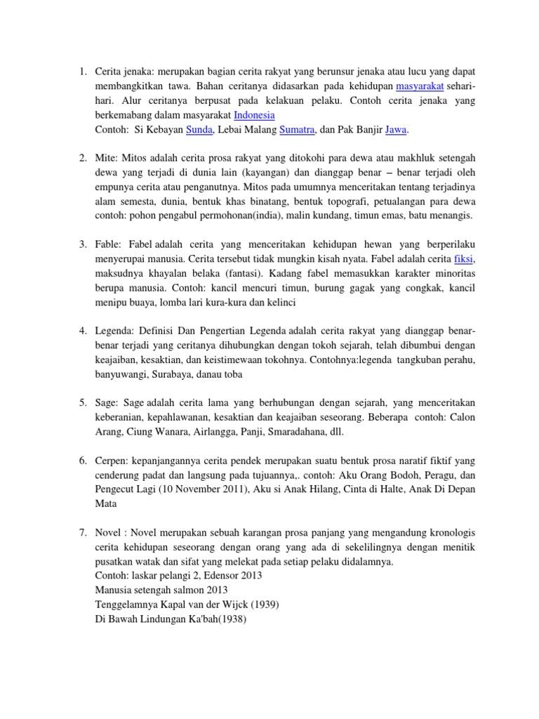 Pengertian Alur Dalam Cerita Fiksi Brad Erva Doce Info