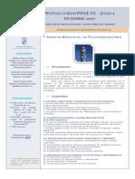 Telecomunicaciones. Transportes - PDAE 2017
