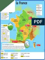 Lpq39 Le Relief de La France