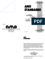 Amo Equipment Standards