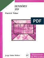 Patrick Valas - As Dimensões Do Gozo