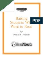 raising students