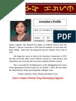 Natatanging Cagayano Awardees Profile