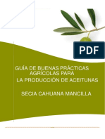 Folleto de La Aceituna BPA FINAL