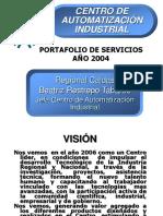 Centro de Automatización Industrial