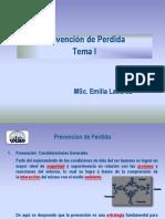 Presentación  de Prevención de Perdida Final  Emilia