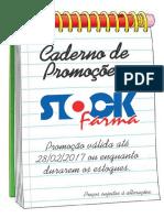 Caderno de Promoções Fev17