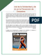Día Nacional de la Solidaridad y de Reflexión en la Prevención de Desastres.docx