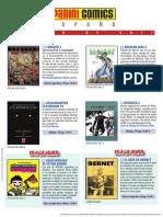 Catálogo AGOSTO 2017 Panini