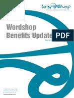 Benefits Update May 2015