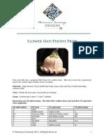 Flower Hat Final