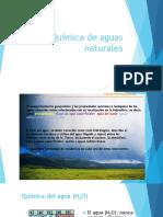 Química de Aguas Naturales Expo