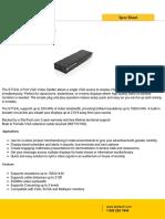Video Splitter VGA 4 ports.pdf