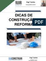 Dicas de Construção e Reforma