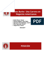 James Burke - Una Carrera de Negocios Americanos