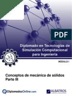 Guía - Conceptos de Mecánica de Sólidos III (1)