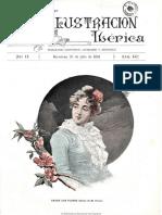 La Ilustración Ibérica (Barcelona. 1883)