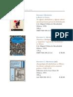 Menéndez Guia de Libros Sobre Antropologia Medica