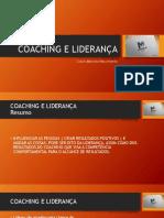 Coaching e Liderança