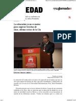 La educación ya no es motor para superar brechas de clase, afirma rector de la Uia.pdf