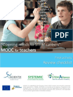 Mooc STEM Careers Final Activity Example Review FINAL 1